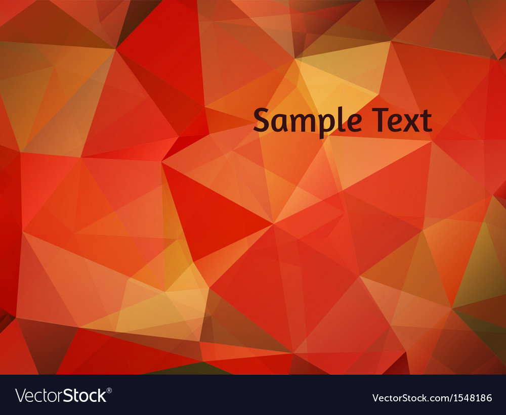 Abstract background stylized gradient polygons vector | Price: 1 Credit (USD $1)