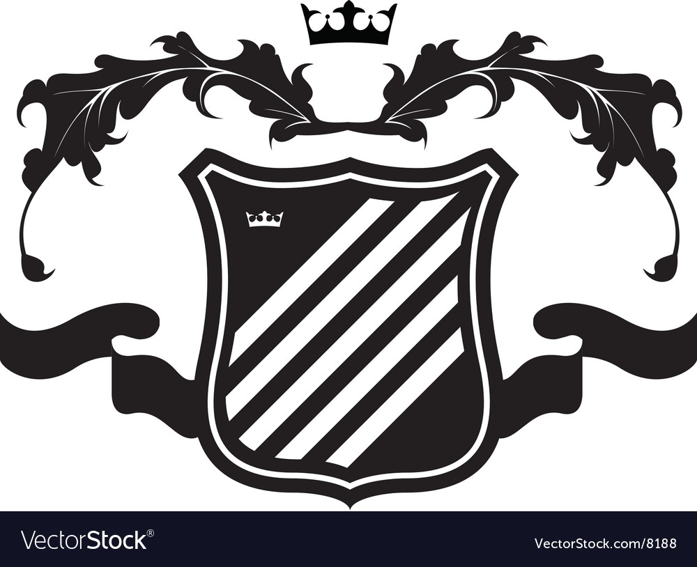 Blason vector | Price: 1 Credit (USD $1)