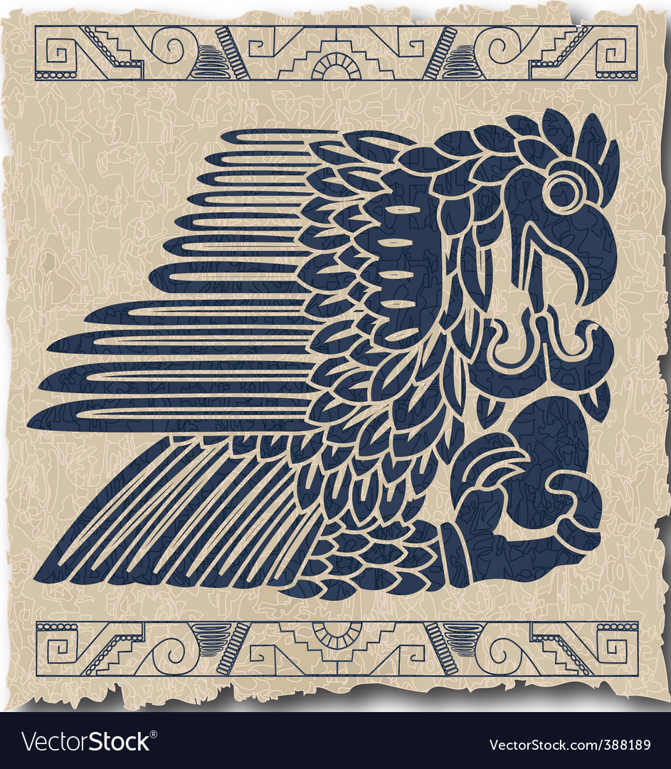 Mayan and inca tribe vector | Price: 1 Credit (USD $1)