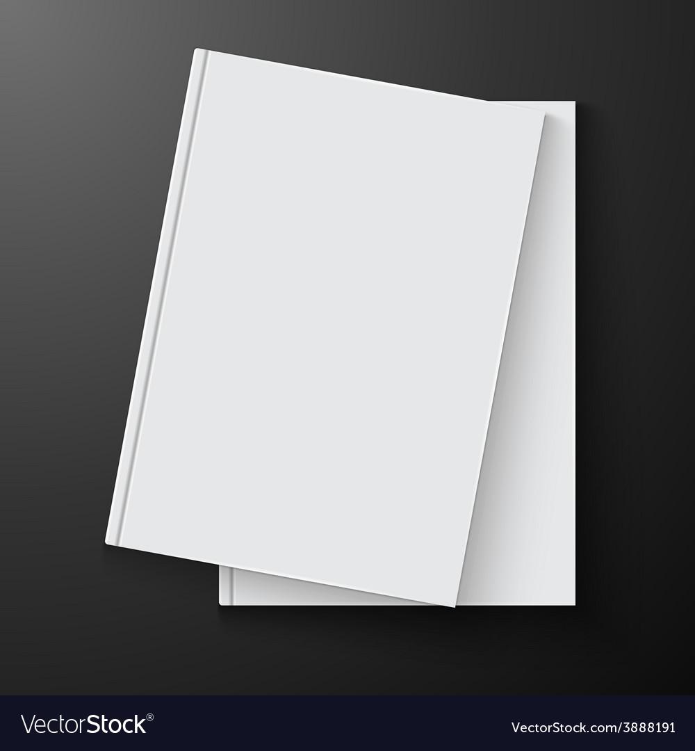 Book blank vector | Price: 1 Credit (USD $1)