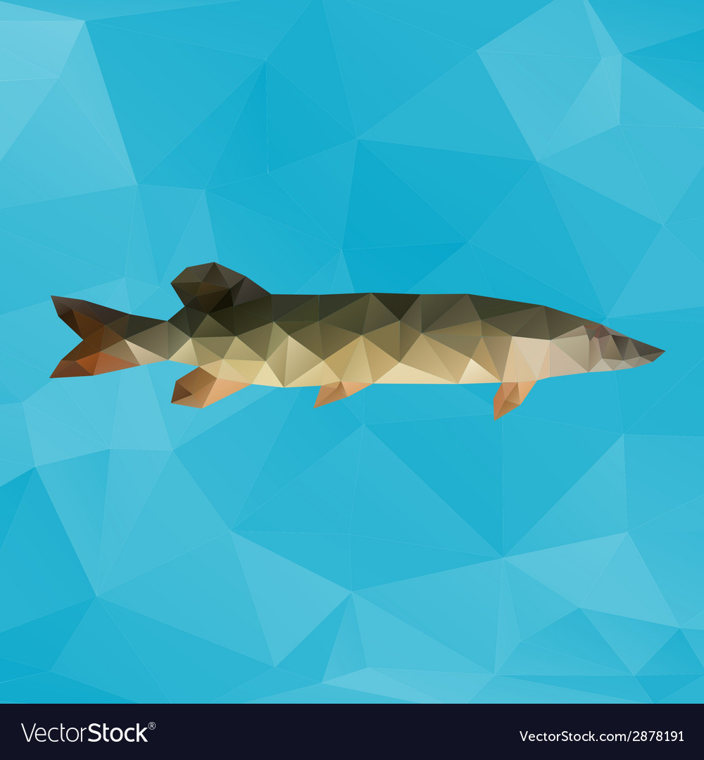 Polygon pike vector | Price: 1 Credit (USD $1)