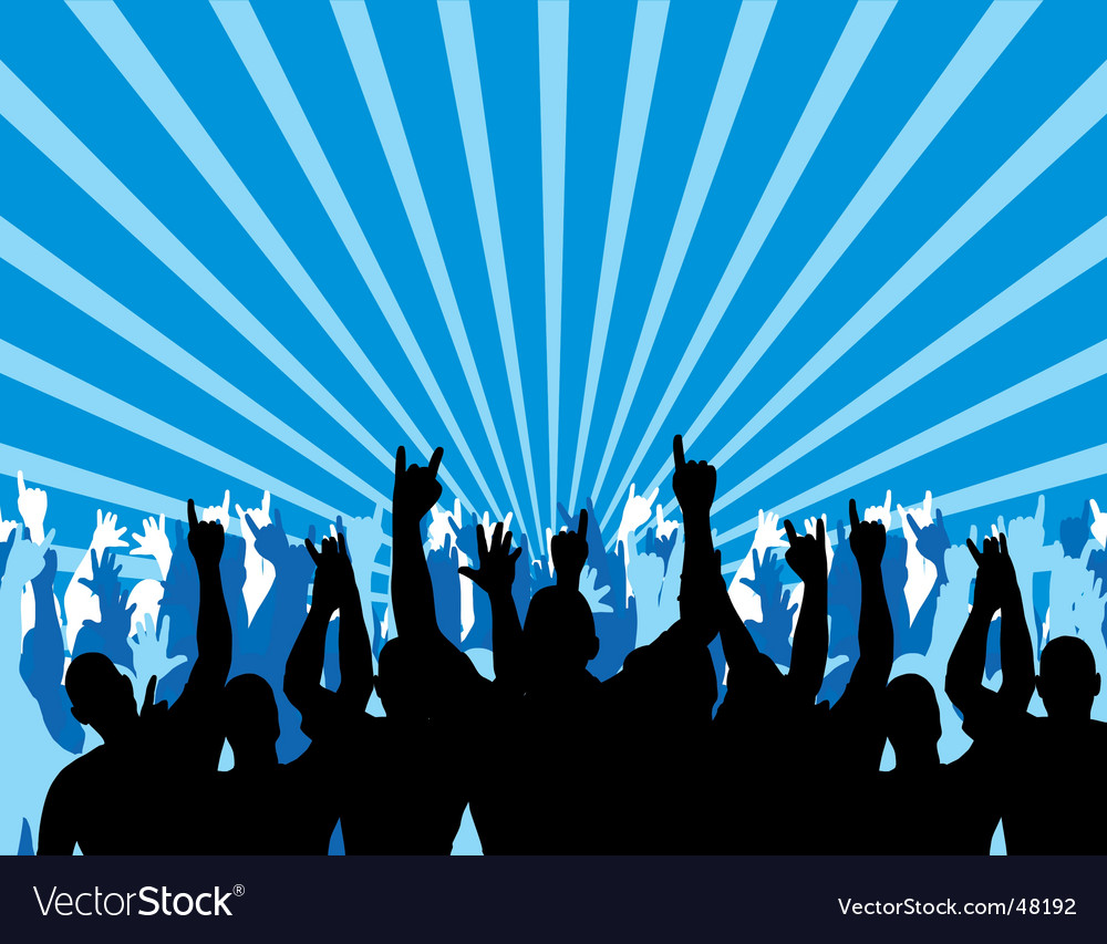 Crowd vector | Price: 1 Credit (USD $1)