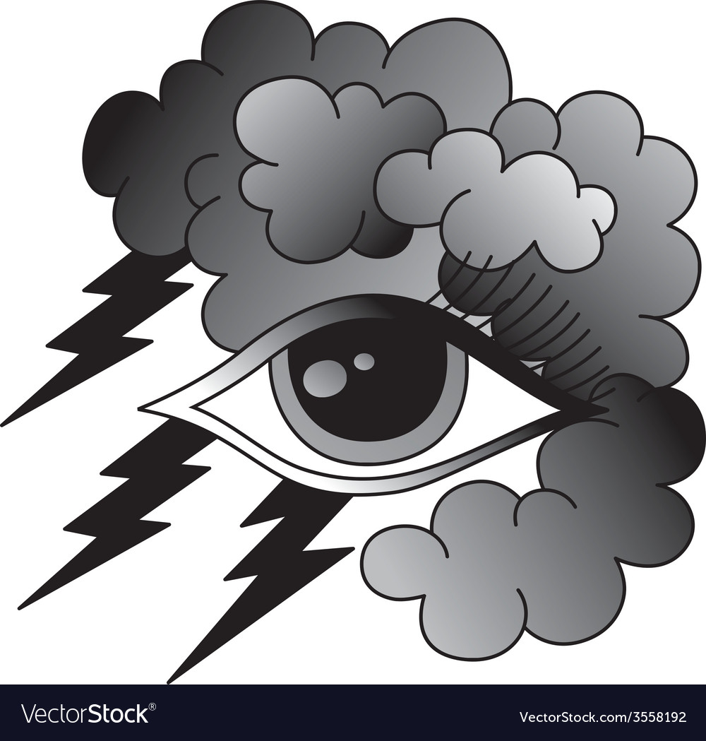 One eye of god vector | Price: 1 Credit (USD $1)