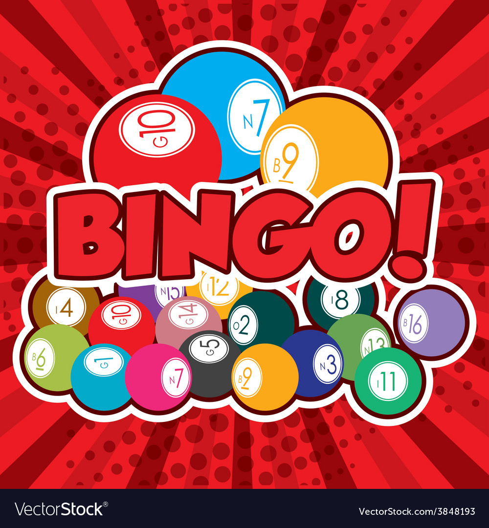 Bingo design vector | Price: 1 Credit (USD $1)