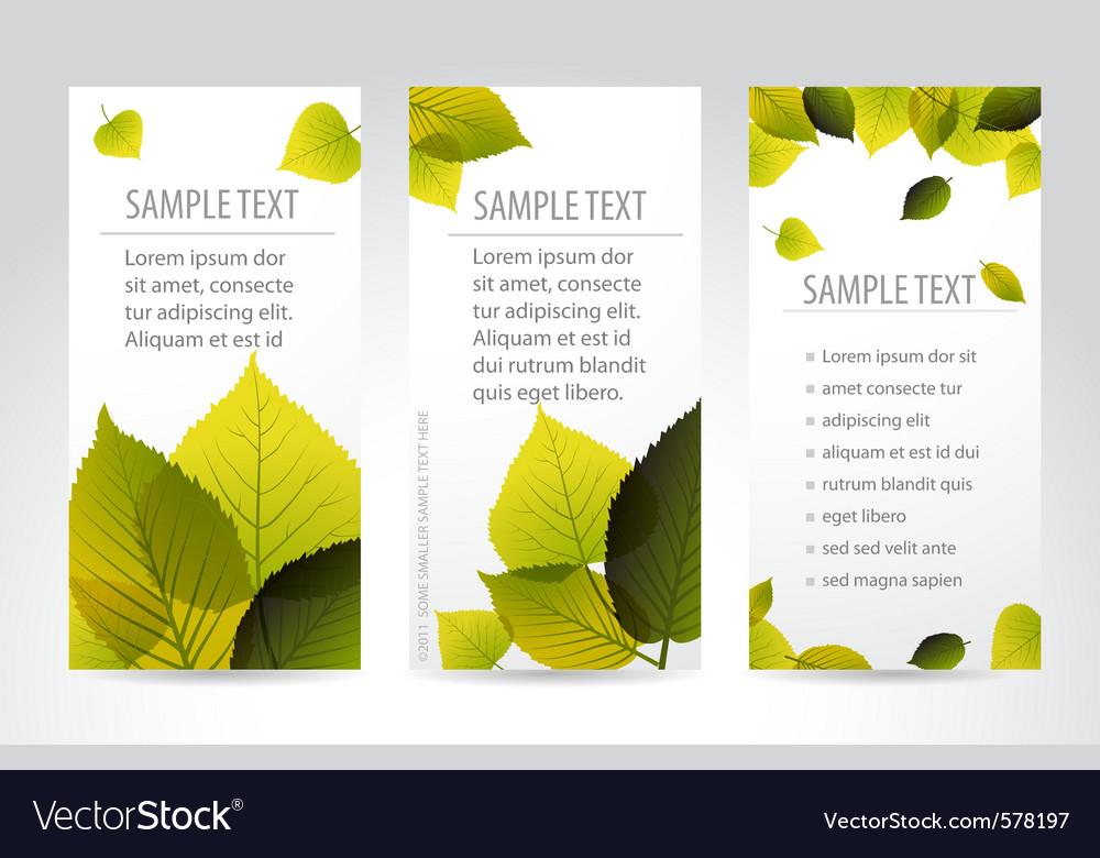 Organic template vector | Price: 1 Credit (USD $1)