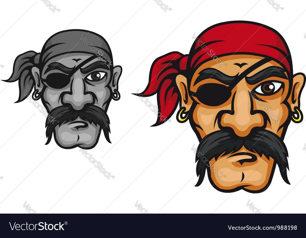 Old danger corsair captain vector | Price: 3 Credit (USD $3)