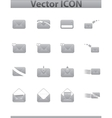 Collection web icon set pictogram vector