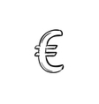 Currency - euro vector