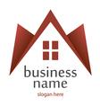 Logo home vector