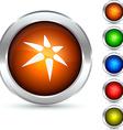 Star button vector