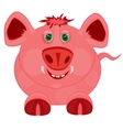 Cartoon to pigs vector