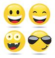 Smiley set3 vector