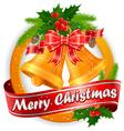 Christmas lable 10 ss 5 v vector