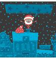 Christmas card 6 vector