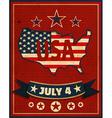 July 4 vector