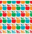 Apple background vector