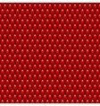 Red dragon scales seamless pattern texture stock vector
