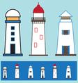 Light house icon 002 vector