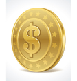 Money coin vector