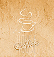Coffee house texture 01 vector