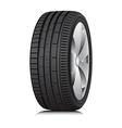 Tyre wheel vector