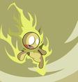 Element guardian - fire vector