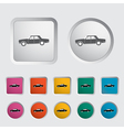 Car icon 2 vector