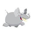 Big elephant vector