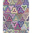 Pop-art background vector