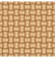 Abstract decorative wooden textured basket weaving vector