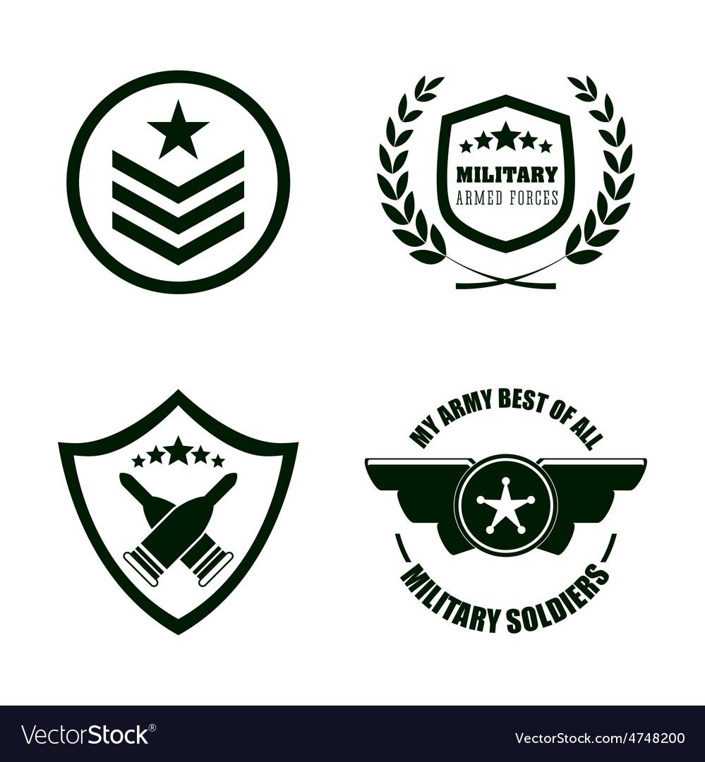 Army design vector | Price: 1 Credit (USD $1)