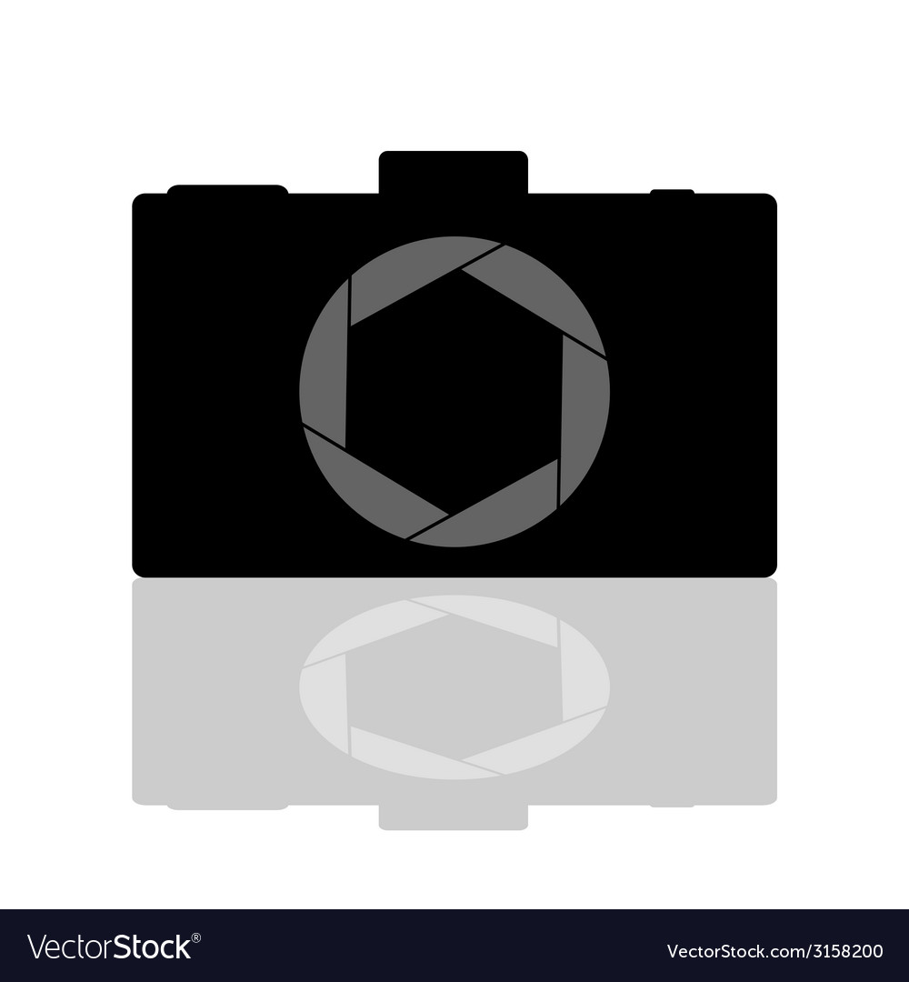 Camera aperture vector | Price: 1 Credit (USD $1)