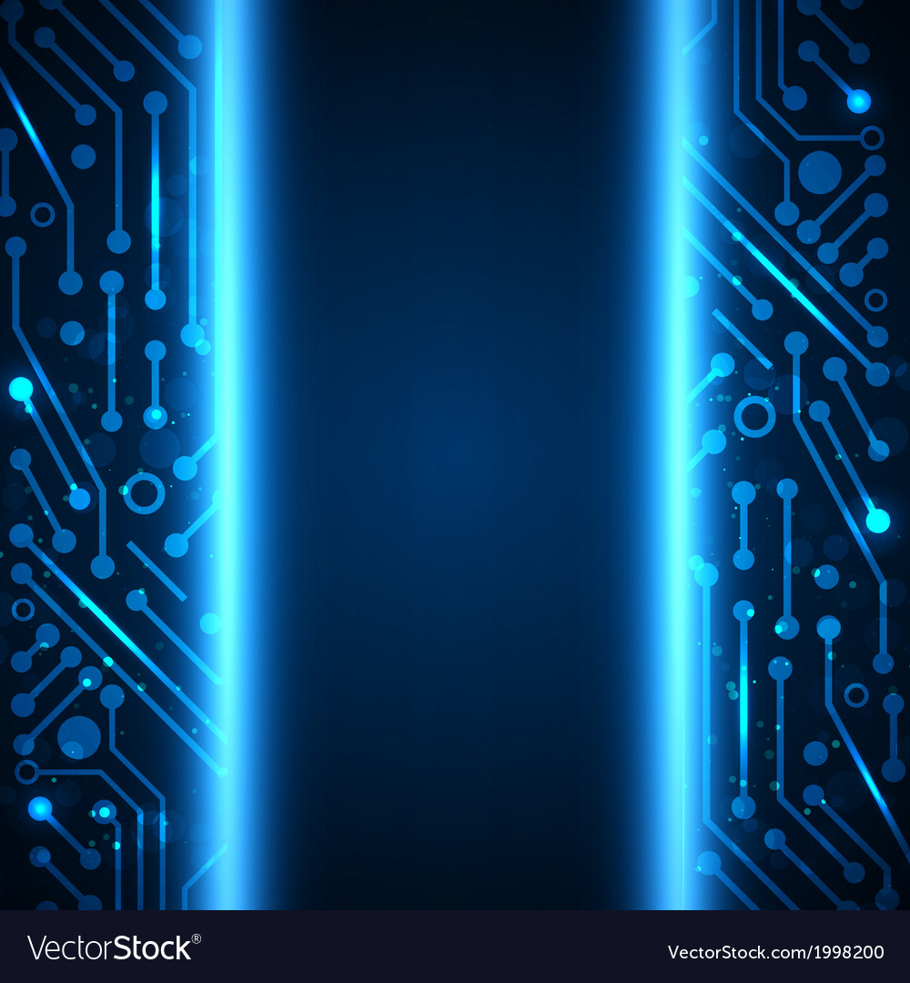 Technology background with space for your text vector   Price: 1 Credit (USD $1)