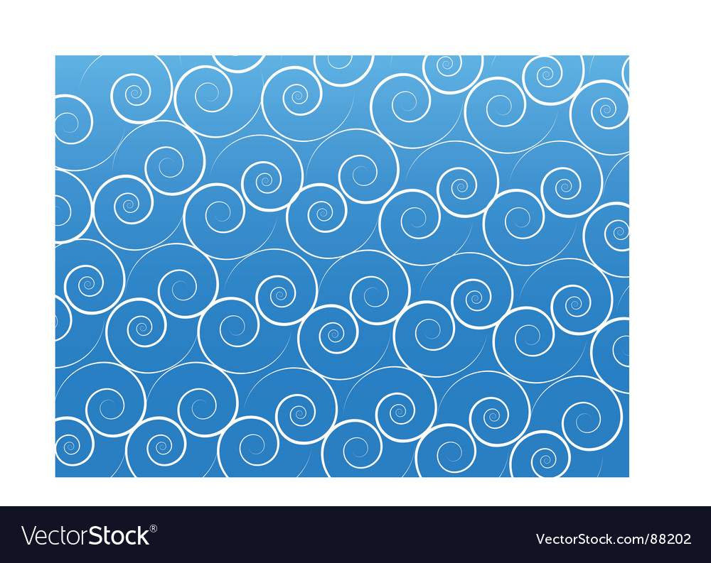 Spiral pattern vector | Price: 1 Credit (USD $1)