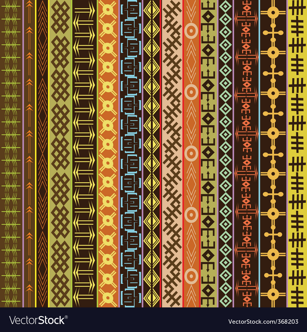 Ethnic texture vector | Price: 1 Credit (USD $1)