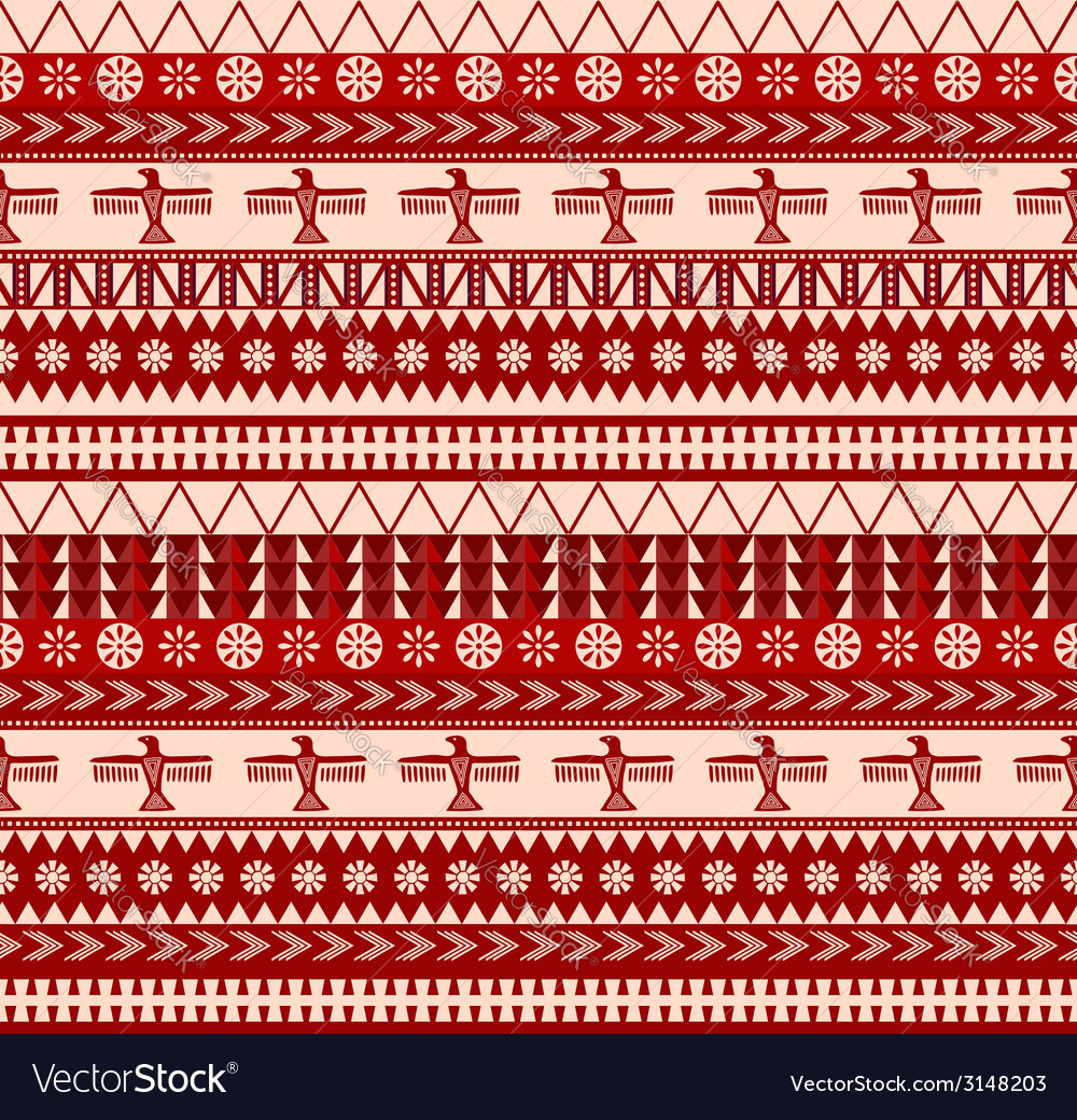 Mexican style pattern vector | Price: 1 Credit (USD $1)
