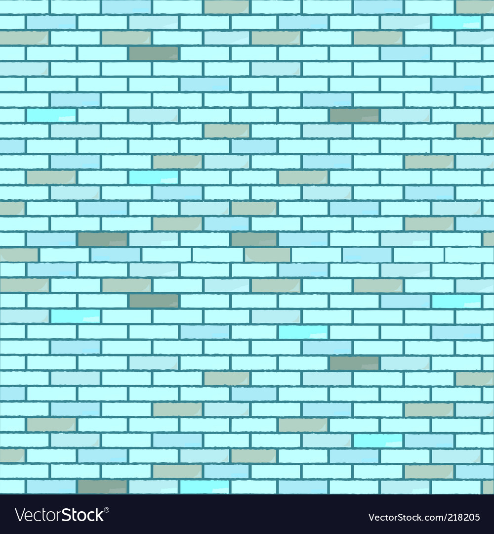Bricks wall vector | Price: 1 Credit (USD $1)
