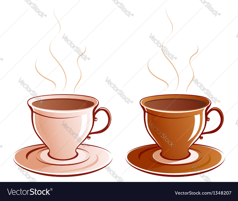 Classic cups vector | Price: 1 Credit (USD $1)
