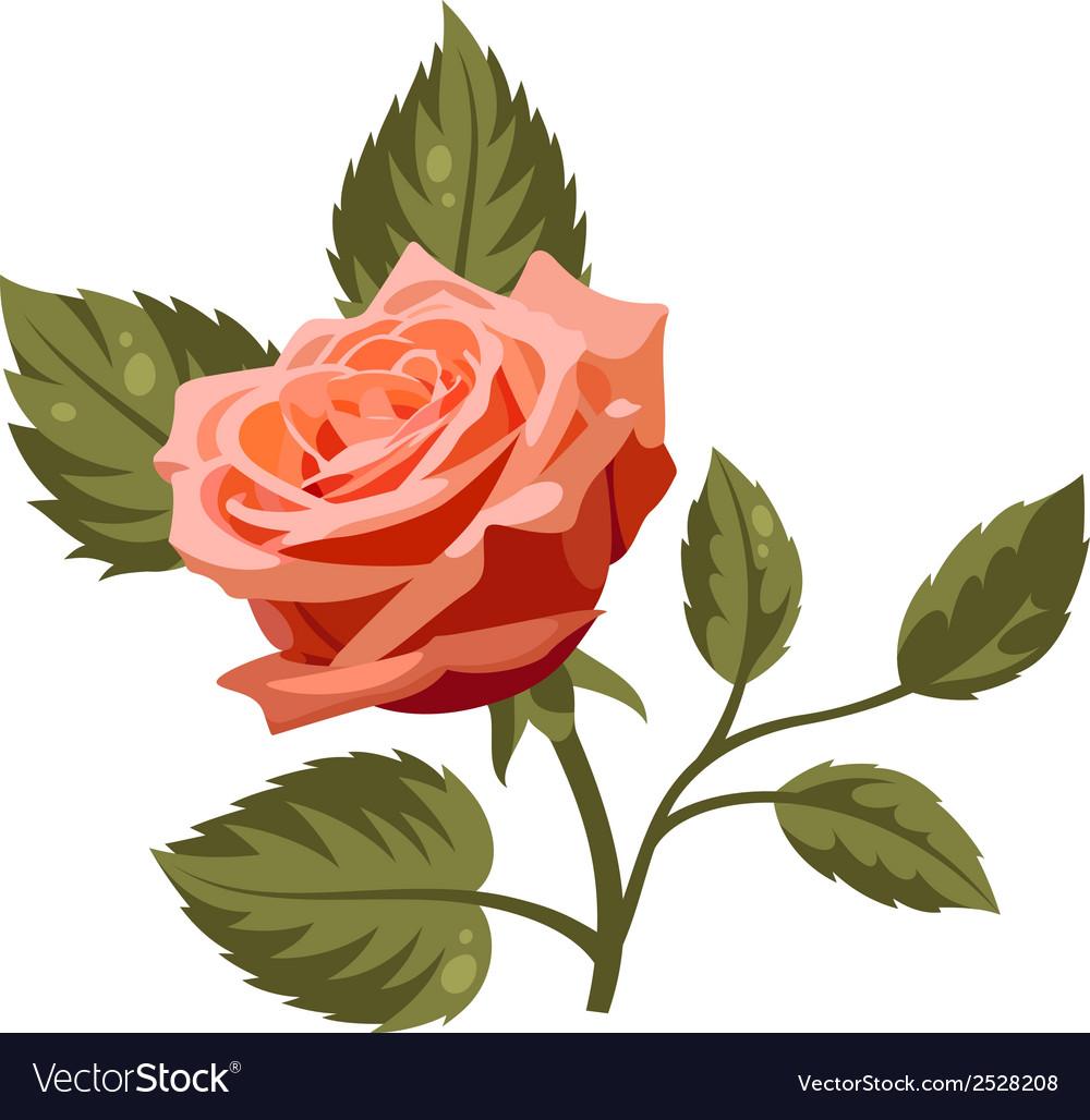 Flowers 5 vector | Price: 1 Credit (USD $1)