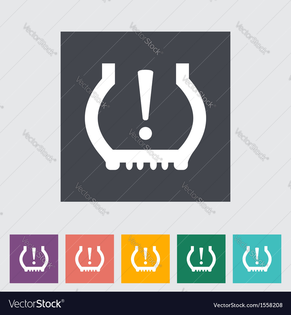 Tire pressure vector | Price: 1 Credit (USD $1)