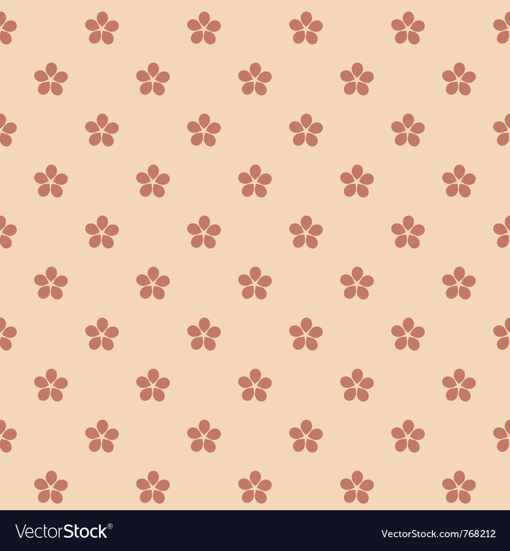 Elegant seamless floral pattern vector   Price: 1 Credit (USD $1)