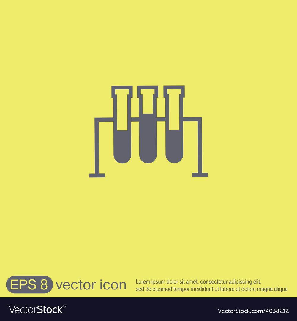 Flask bulb medicine or chemistry vector   Price: 1 Credit (USD $1)