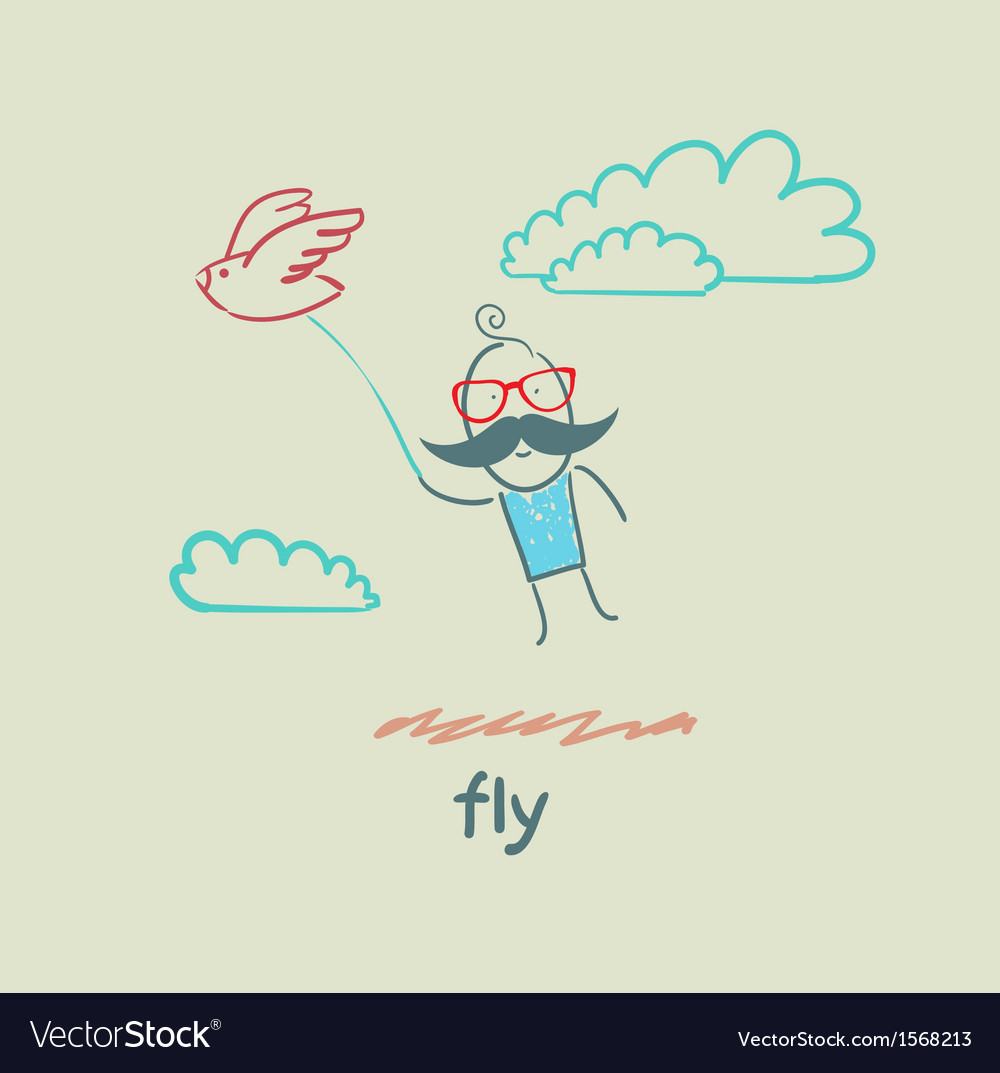 Fly vector   Price: 1 Credit (USD $1)