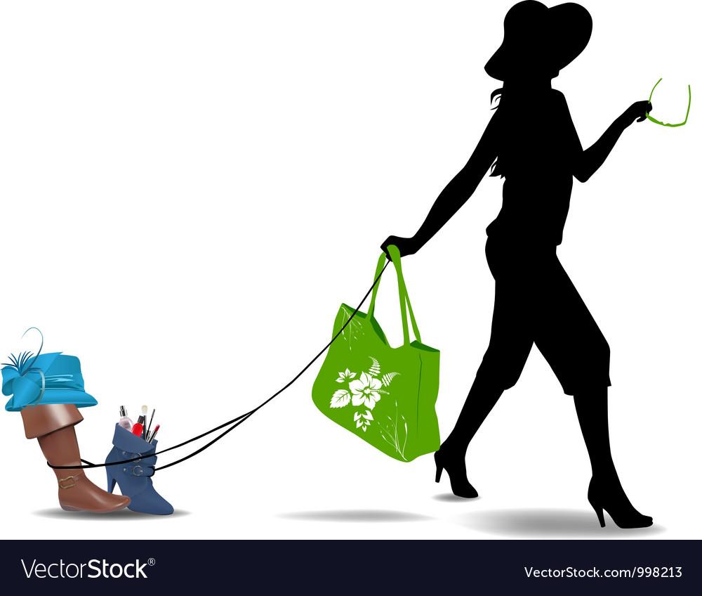 Obedient fashion vector   Price: 3 Credit (USD $3)