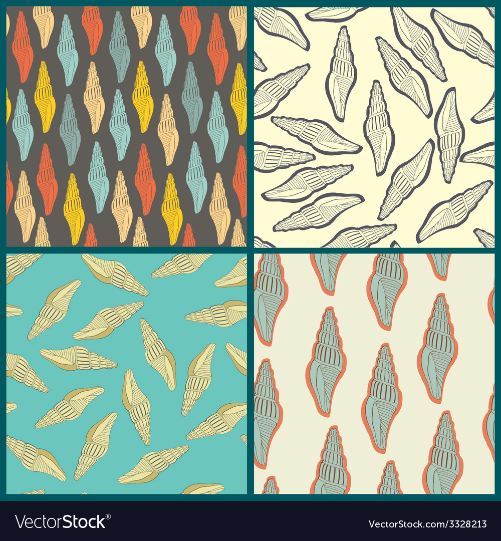 Seashell40 vector | Price: 1 Credit (USD $1)