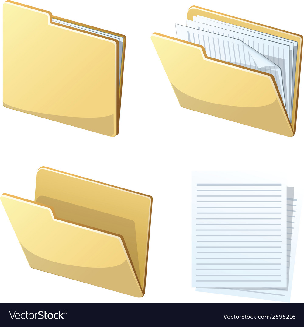 File vector | Price: 1 Credit (USD $1)