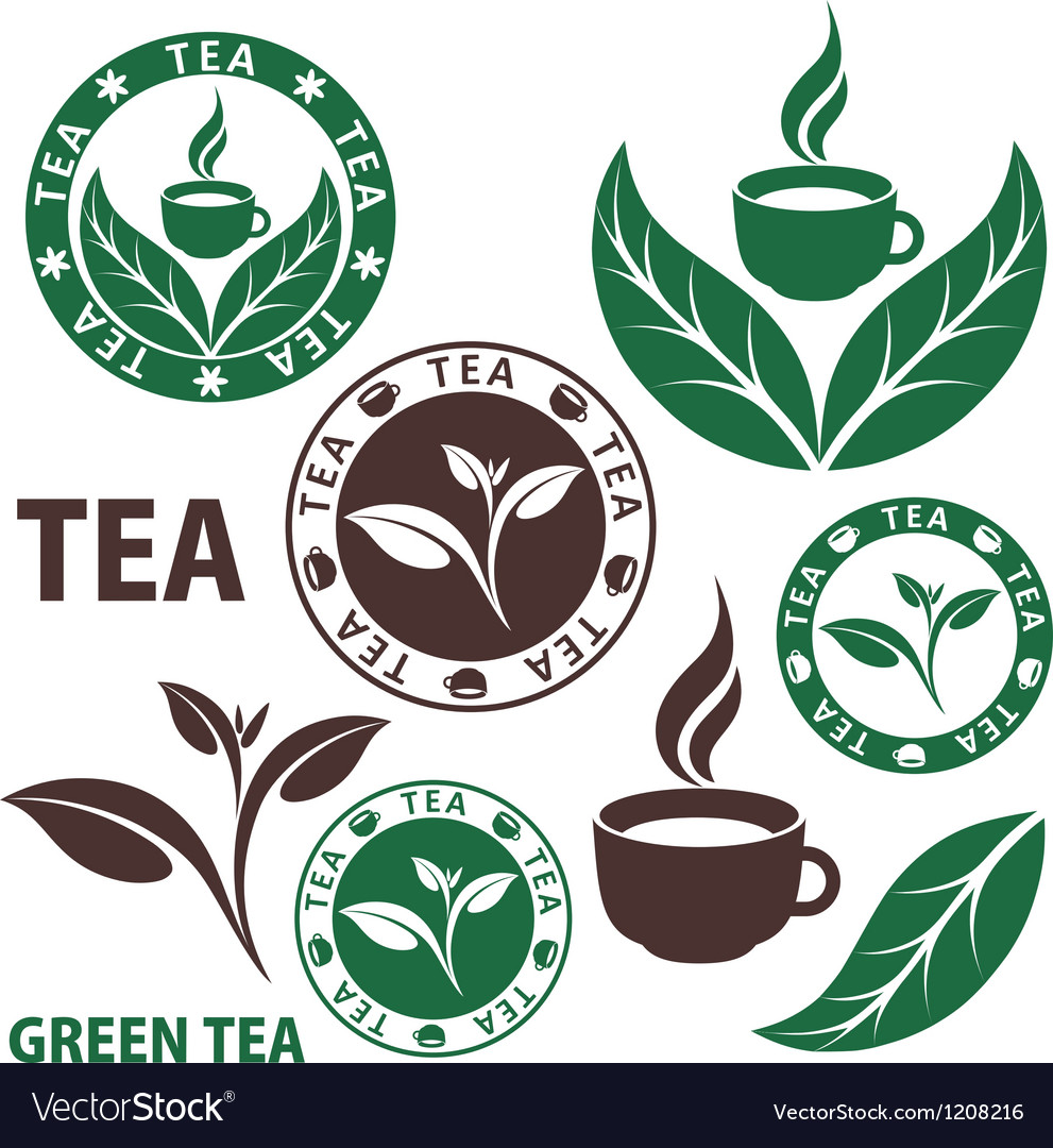 Tea vector | Price: 1 Credit (USD $1)