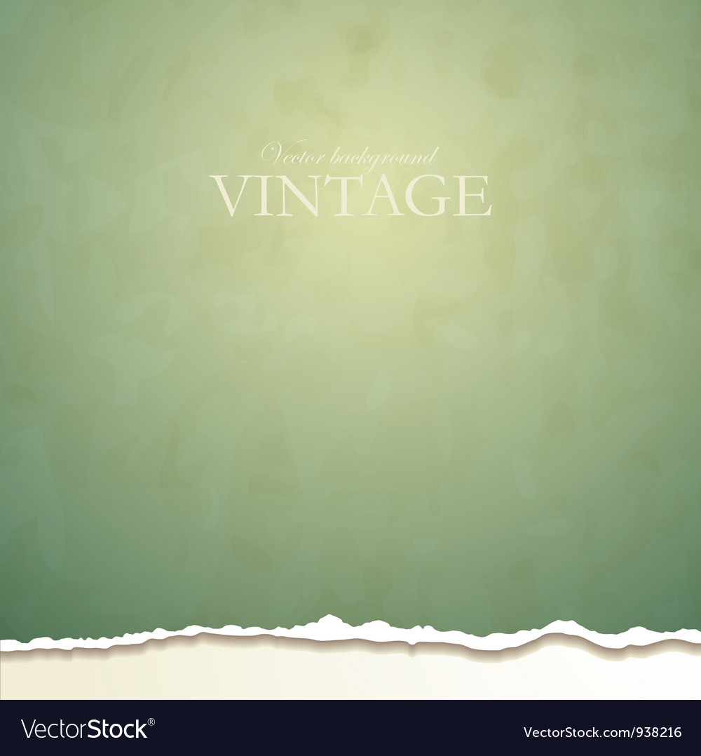 Vintage vector | Price:  Credit (USD $)