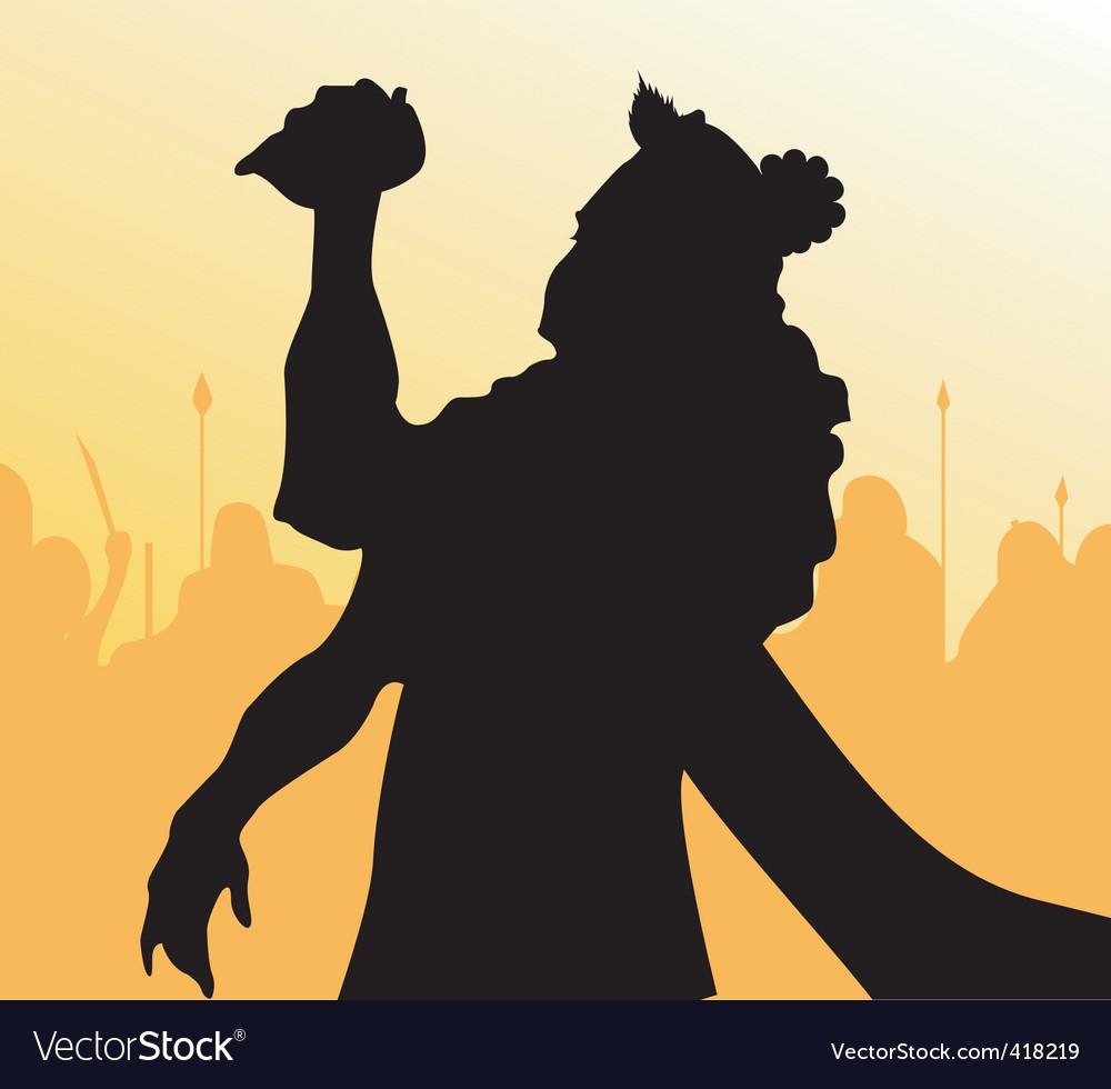 Vishnu vector | Price: 1 Credit (USD $1)