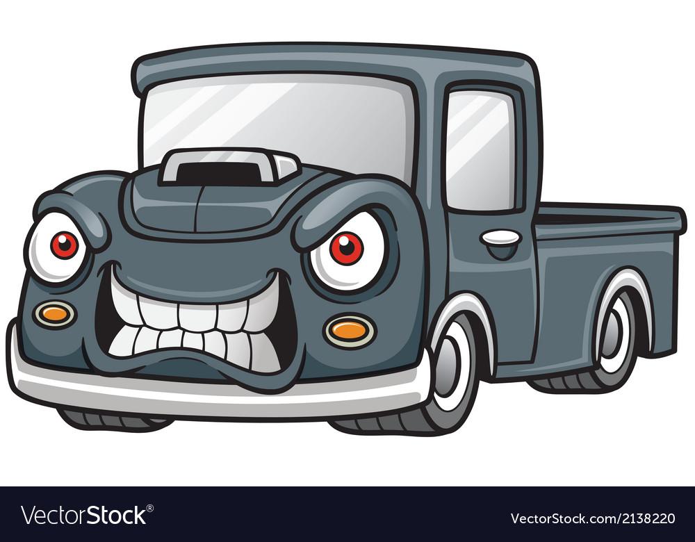 Pickup vector | Price: 1 Credit (USD $1)